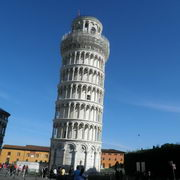 Pisa, Italy - The Leaning Tower